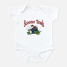 Scooter Trash Infant Bodysuit