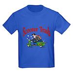 Scooter Trash Kids Dark T-Shirt