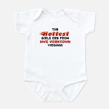 Hot Girls: NWS Yorktown, VA Infant Bodysuit