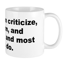 Carnegie quotation Mug