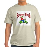 Scooter Bitch Light T-Shirt