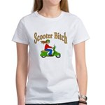 Scooter Bitch Women's T-Shirt