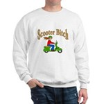 Scooter Bitch Sweatshirt