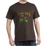 Scooter Bitch Dark T-Shirt