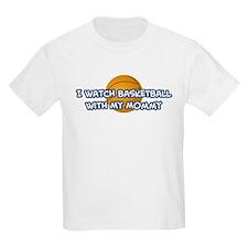 Memphis Basketball Mommy T-Shirt