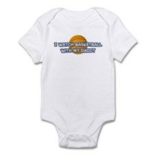 Memphis Basketball Daddy Onesie