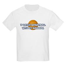 Memphis Basketball Grandpa T-Shirt