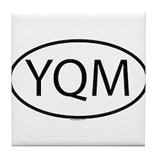 YQM Tile Coaster