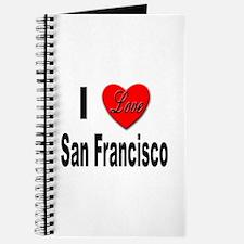 I Love San Francisco Journal
