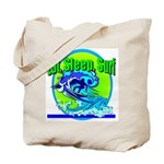 Eat Sleep Surf Tote Bag