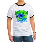 Eat Sleep Surf Ringer T