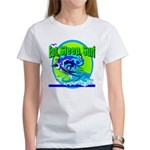 Eat Sleep Surf Women's T-Shirt