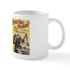 Vintage Triple Sec Allary Le roi des Curaçaos Mug