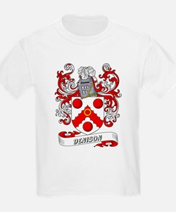 Denison Coat of Arms Kids T-Shirt
