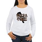 Sucka Free Women's Long Sleeve T-Shirt