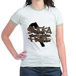 Sucka Free Jr. Ringer T-Shirt
