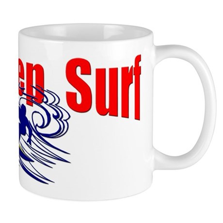 Eat Sleep Surf Mug