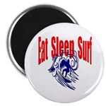 Eat Sleep Surf Magnet