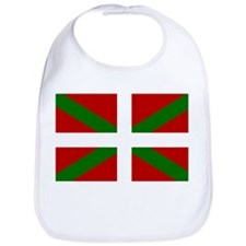 Basque Flag Bib
