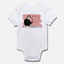 St. Valentine's Day Massacre Infant Bodysuit