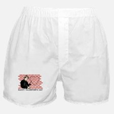 St. Valentine's Day Massacre Boxer Shorts