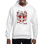 Digges Coat of Arms Hooded Sweatshirt