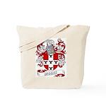 Digges Coat of Arms Tote Bag