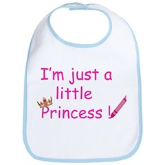 Little Princess Bib