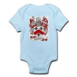 Dirwell Coat of Arms Infant Creeper