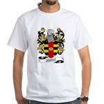 Dodge Coat of Arms White T-Shirt