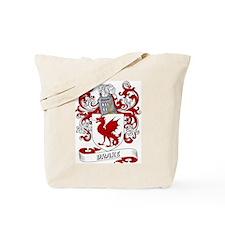 Drake Coat of Arms Tote Bag