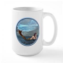 The Little Mermaid Large Mug