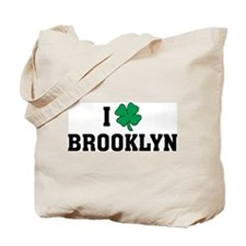 I Shamrock Love Brooklyn Tote Bag