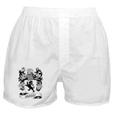Dubois Coat of Arms Boxer Shorts