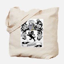 Dubois Coat of Arms Tote Bag