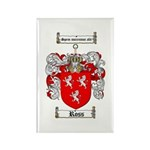Ross Coat of Arms Rectangle Magnet (10 pack)