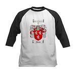 Ross Coat of Arms Kids Baseball Jersey