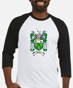 Rooney Coat of Arms Baseball Jersey