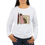 The Big Bad Wolf Women's Long Sleeve T-Shirt