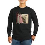 The Big Bad Wolf Long Sleeve Dark T-Shirt