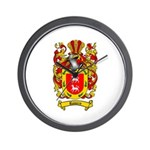 Romero Coat of Arms Wall Clock