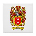 Romero Coat of Arms Tile Coaster