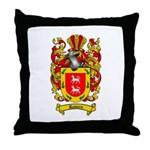 Romero Coat of Arms Throw Pillow