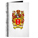 Romero Coat of Arms Journal