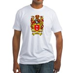 Romero Coat of Arms Fitted T-Shirt