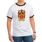 Romero Coat of Arms Ringer T