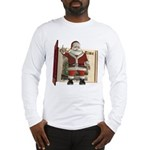 Santa Long Sleeve T-Shirt