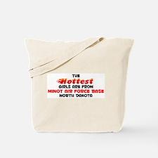 Hot Girls: Minot Air Fo, ND Tote Bag