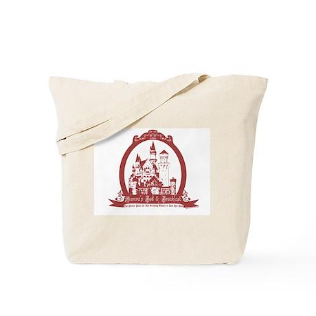 Aurora's Bed & Breakfast Tote Bag