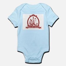 Aurora's Bed & Breakfast Infant Bodysuit